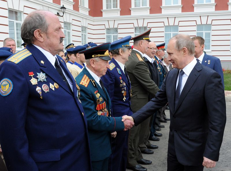 """Michailo Klimentjevo (""""Sputnik"""" / """"Scanpix"""") nuotr."""