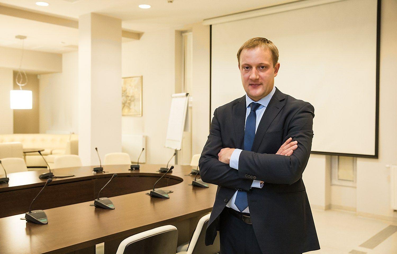 """Liutkevičius vadovaus """"Modus Group"""""""