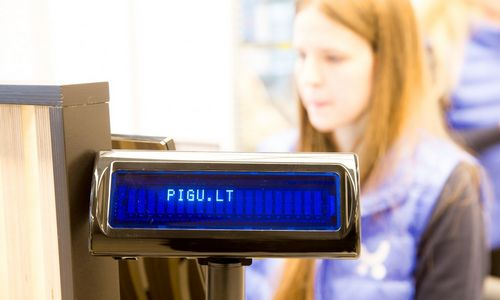 """Pigu.lt"" parduotuvę atidarė už 150.000 Eur"