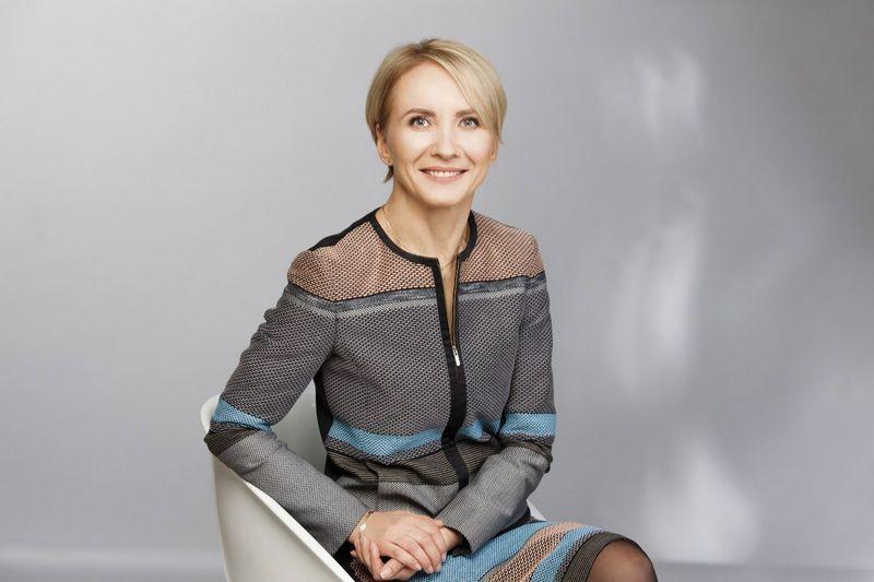 Dalia Andrulionienė, ESO Paslaugų tarnybos vadovė, nuo penktadienio popietės laikinai eina ir bendrovės vadovės pareigas. Įmonės nuotr.
