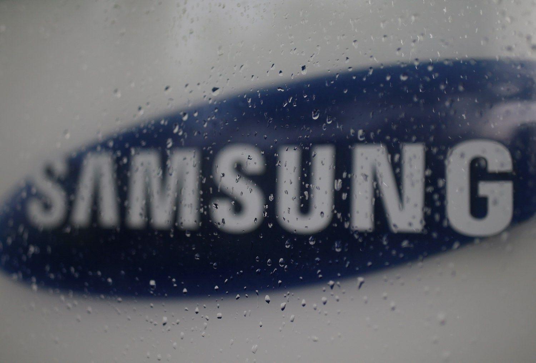 """""""Samsung"""" atšaukia 2,8 mln. skalbyklių"""