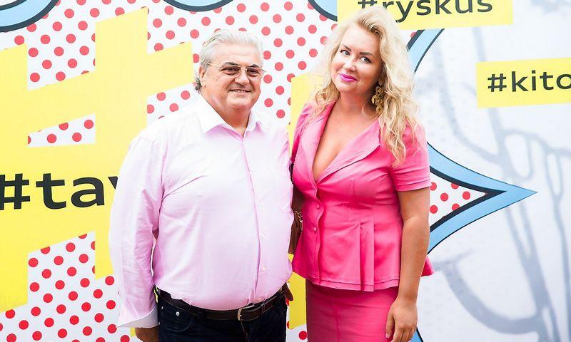 "Vladimiras Orechovas, buvęs ""Dujotekanos"" prezidentas. ""15min.lt"" / ""Scanpix"" nuotr."