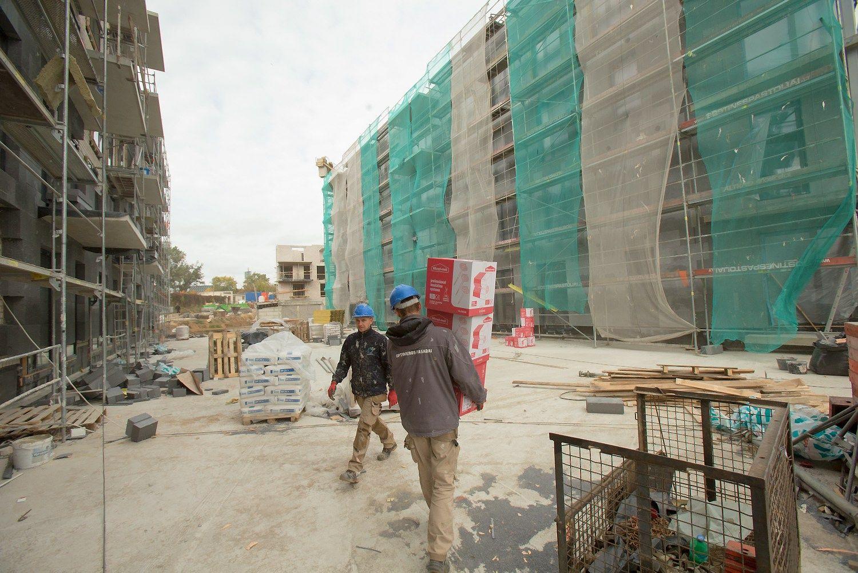 Daugiausia formalių darbo ginčų – statybų sektoriuje