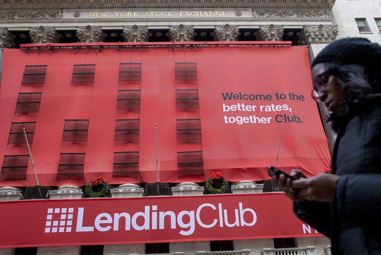 """Nuostolinga """"Lending Club"""" viršijo lūkesčius"""