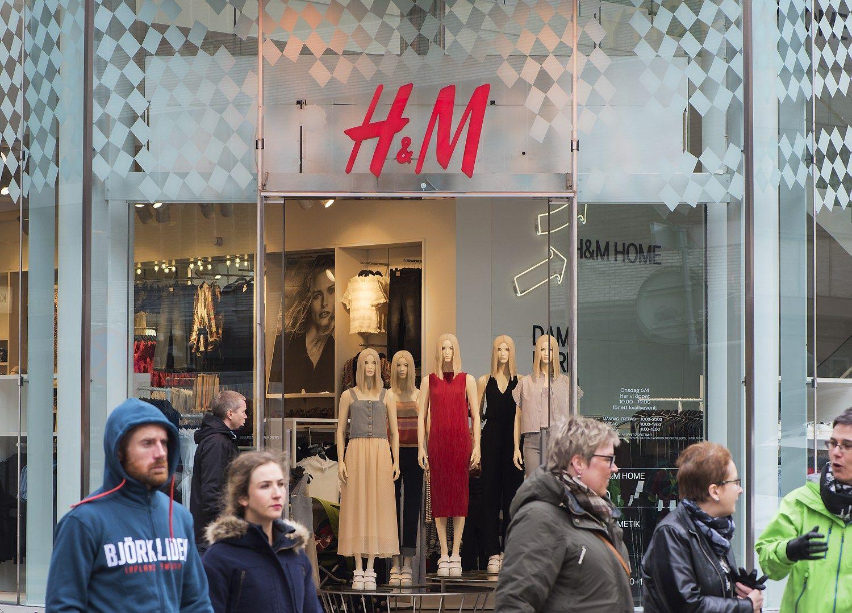 H&M atidarys pirmą parduotuvę Gruzijoje