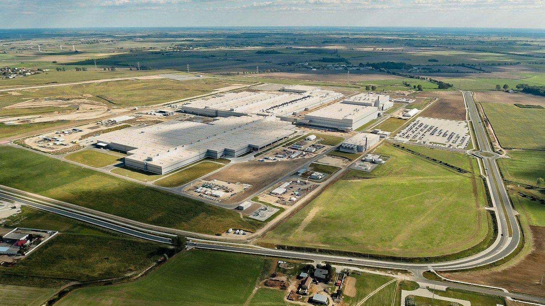 """Volkswagen"" į gamyklą Lenkijoje investavo 0,8 mlrd. Eur"