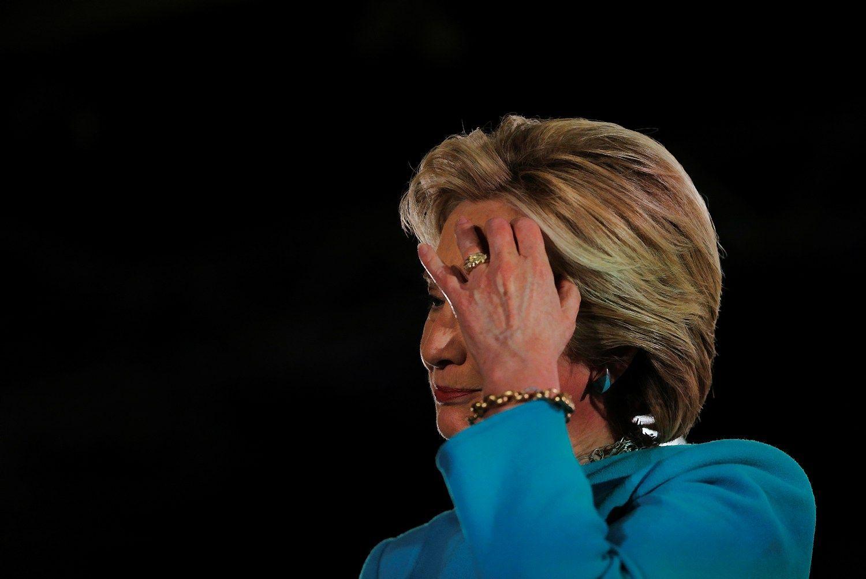 FTB baigė dar vieną Clinton laiškų tyrimą – išvados tos pačios