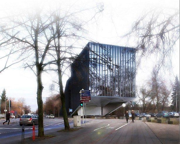"""""""Hanner"""" pasirašo sutartį dėl viešbučio Žalgirio stadiono teritorijoje"""