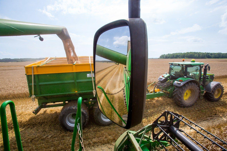 Ūkininkai optimistiški: investicijų nestabdys