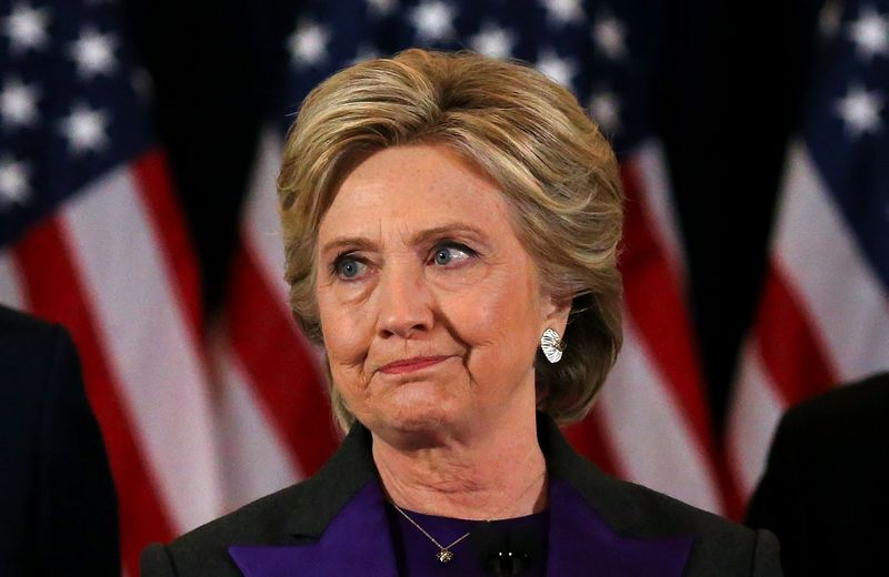 "Hillary Clinton. Carloso Barria (""Reuters"" / ""Scanpix"") nuotr."