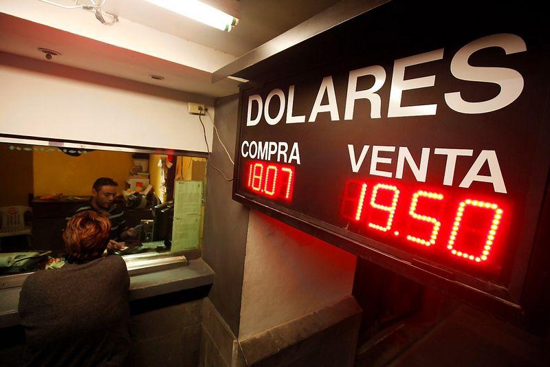 "Jose Luiso Gonzalezo (""Reuters""/""Scanpix"") nuotr."