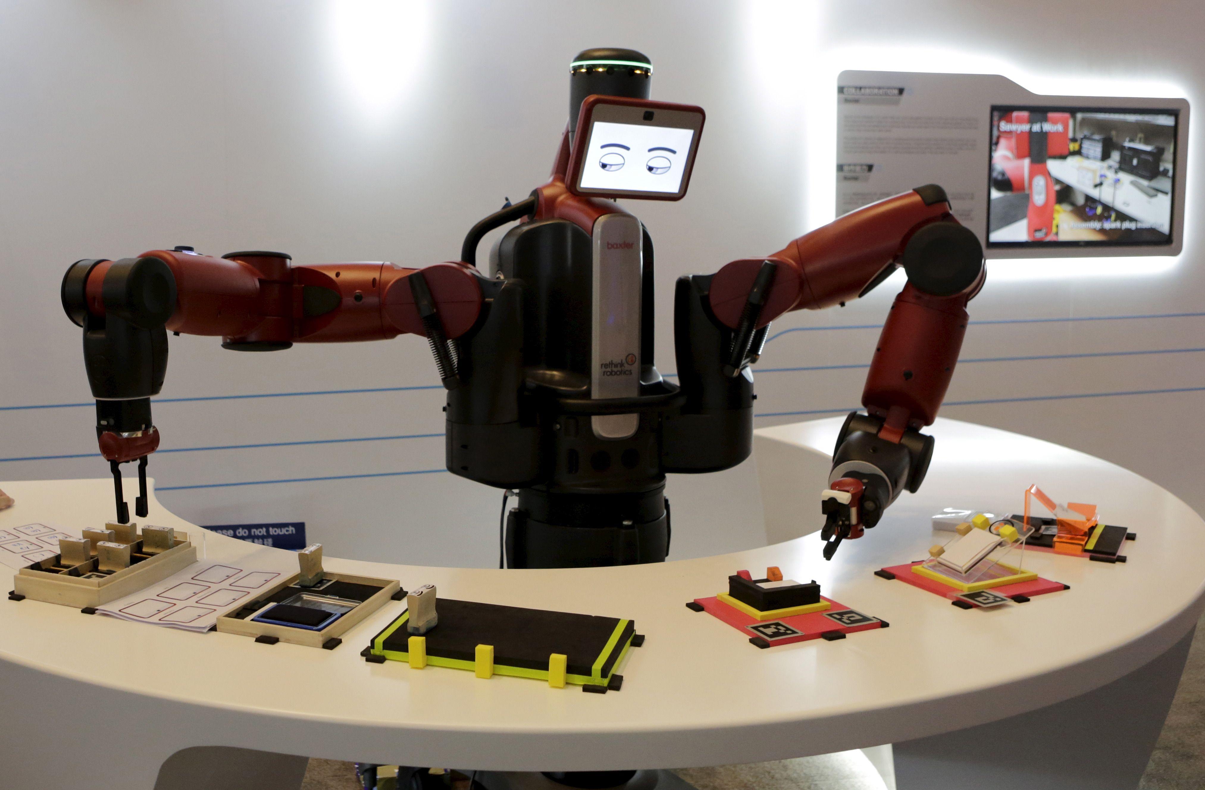 Robotai jau čia: padarykite vietos savo investicijų portfelyje