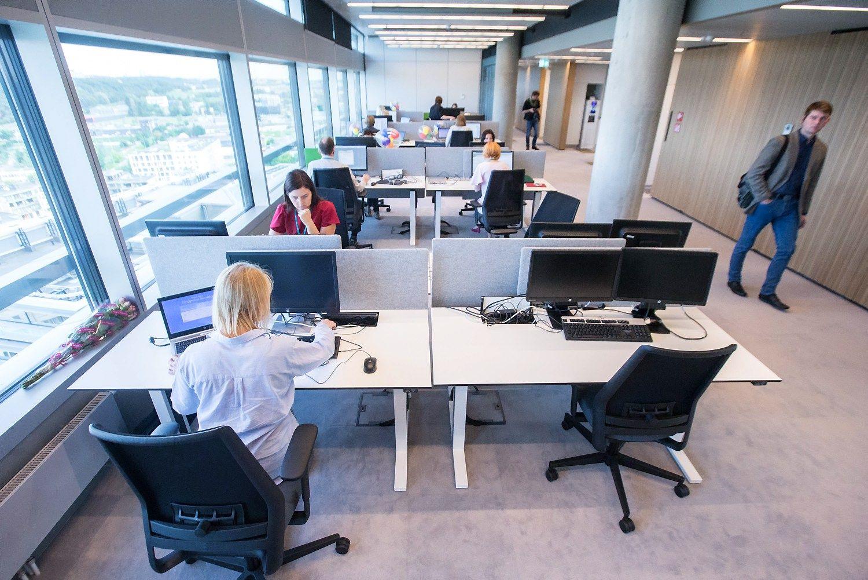 """""""Infobalt"""" neramina tyla –apie IRT sektorių nauja valdžia beveik nekalba"""
