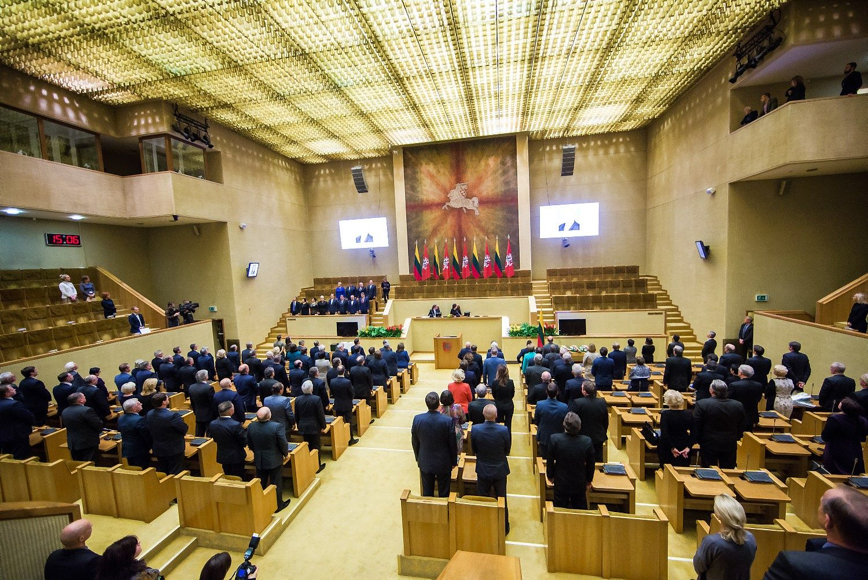 Porą tūkstančių įstatymų priėmęs 2012-2016 m. Seimas baigė darbą