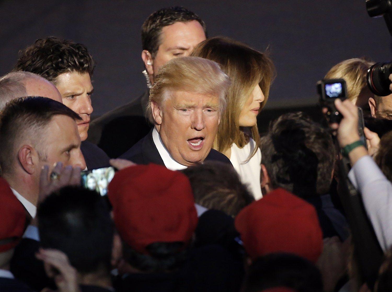 """Trumpo pamokos: rinkėjas nėra vien verslas ar """"Facebook"""" hipsteriai"""