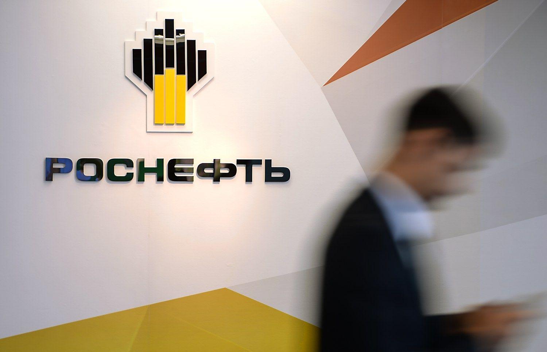 """""""Rosneft"""" pelnas čiuožė žemyn 77%"""