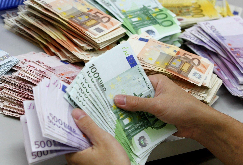 Dešimties mėnesių biudžetinis derlius – papildomi 240 mln. Eur