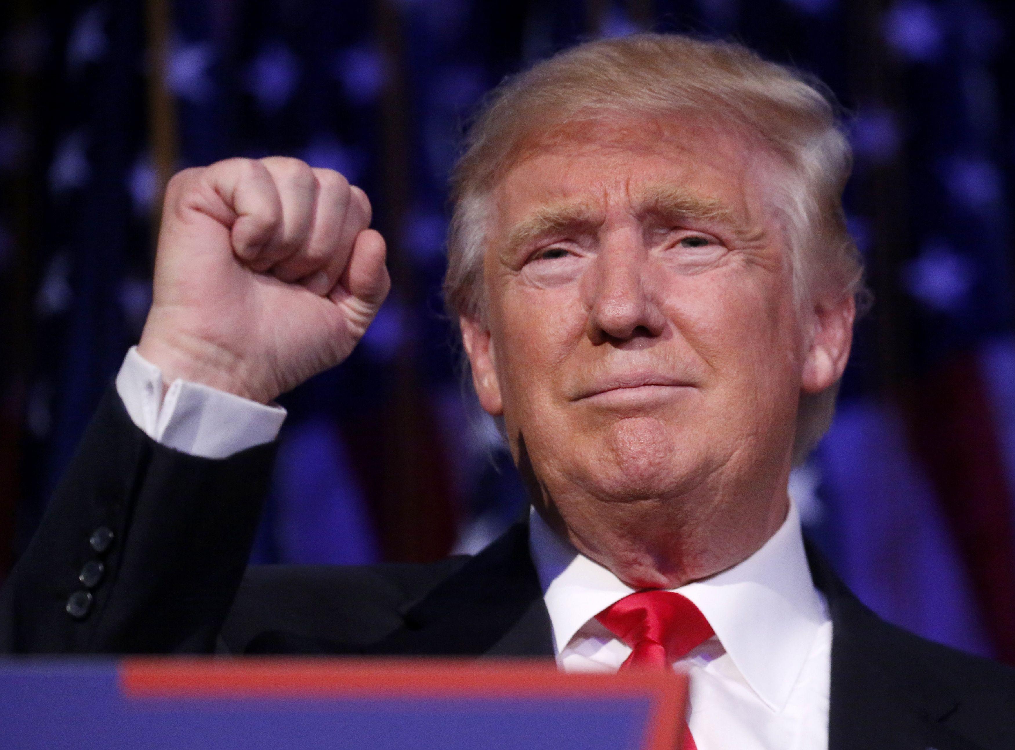 """""""The Guardian"""": Trumpo pasėta baimė Baltijos šalyse – ne teorinė"""
