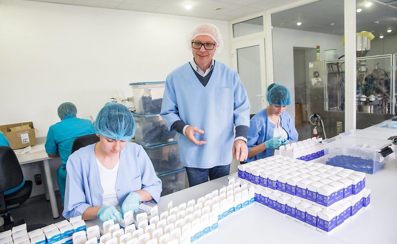 Partnerio nesąžiningumas paskatino tapti gamintojais: eksportuoja į 83 šalis