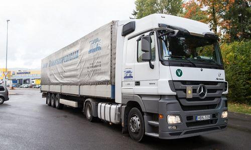 Krovinių pervežta 3,5% daugiau, lyderis – kelių transportas