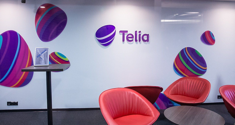 """Telia"" perka Estijos IT bendrovę ""AK Süsteemid"""