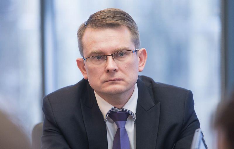 Arūnas Dulkys, Lietuvos Respublikos valstybės kontrolierius. Juditos Grigelytės (VŽ) nuotr.
