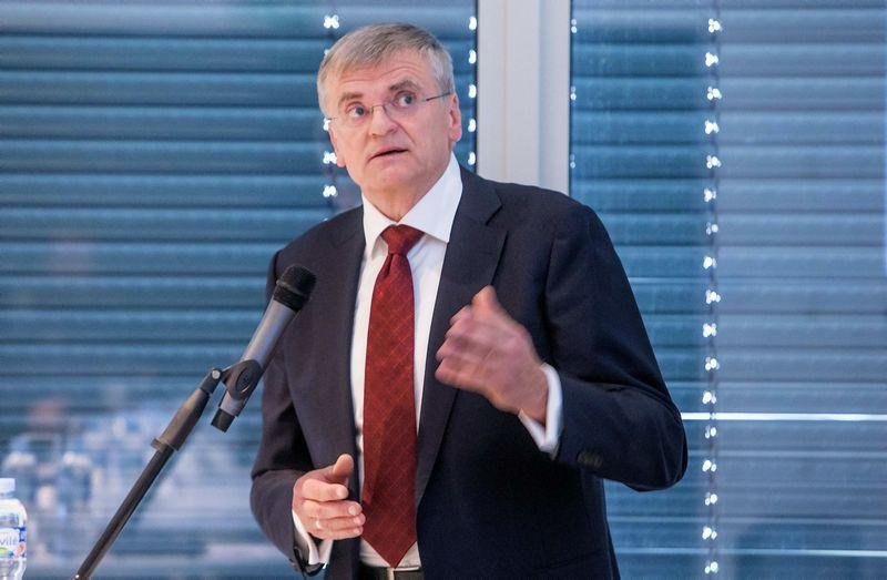 Stasys Kropas, LBA prezidentas. Juditos Grigelytės (VŽ) nuotr.