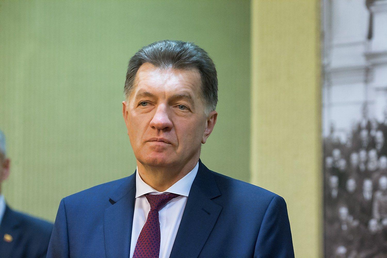Antausis Algirdui Butkevičiui – jis neišrinktas Seimo vicepirmininku