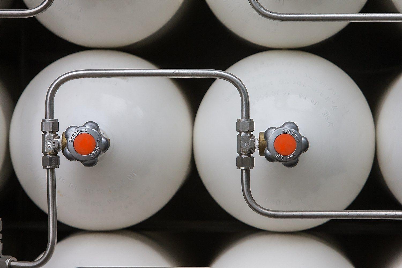 2017 m. gamtinių dujų perdavimo paslaugos atpigs
