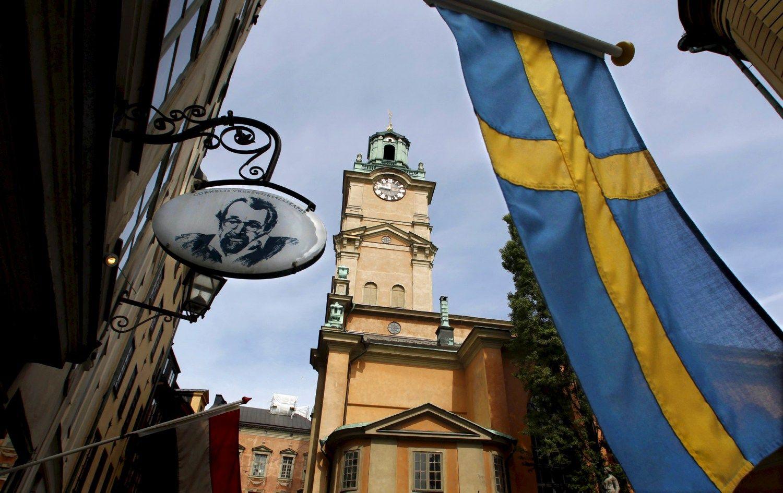 Infliacija Švedijoje – didžiausia per 4 metus