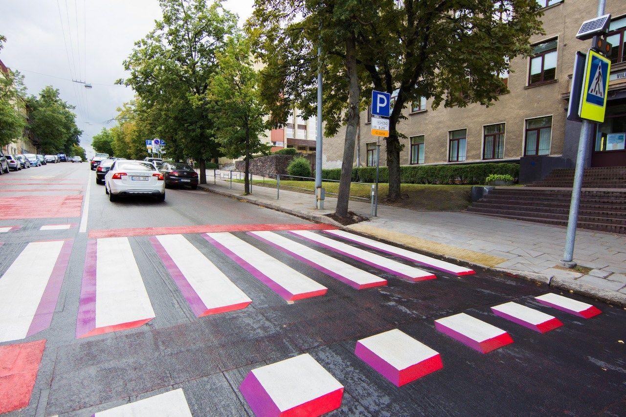 Vilnius kurs trumpų sustojimų aikšteles