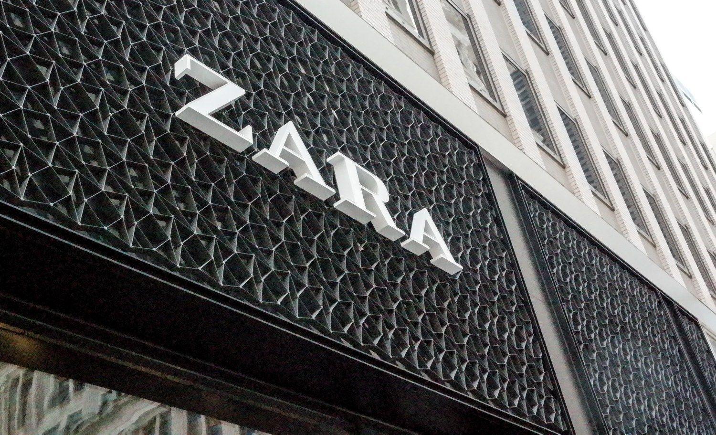 """Tekstilininkai teisiasi su """"Zara"""""""