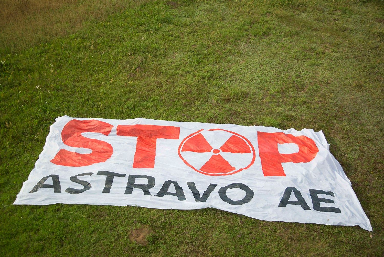 Baltarusių atominės jėgainės startas –metais vėliau