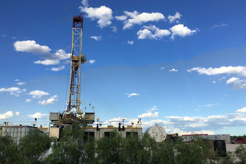 JAV rastas didžiausias skalūnų naftos telkinys