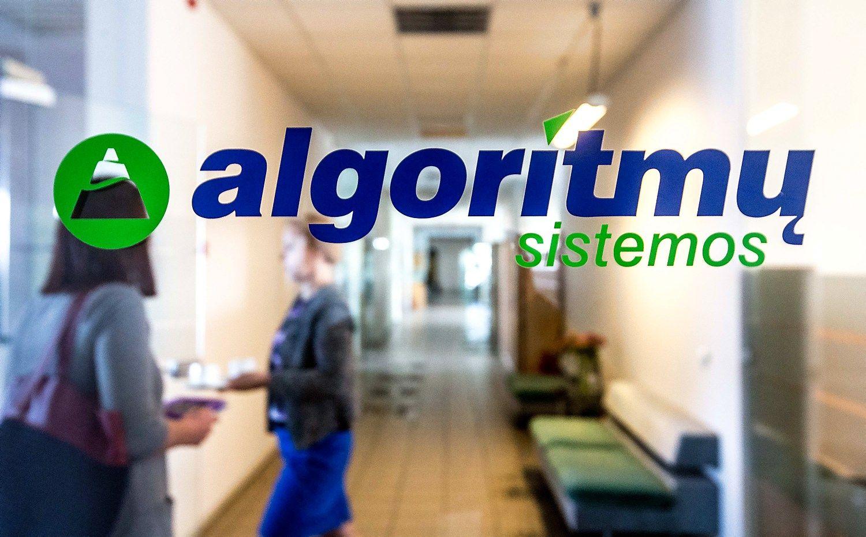 """""""Algoritmų sistemos"""" įsigyja """"Profectus novus"""""""