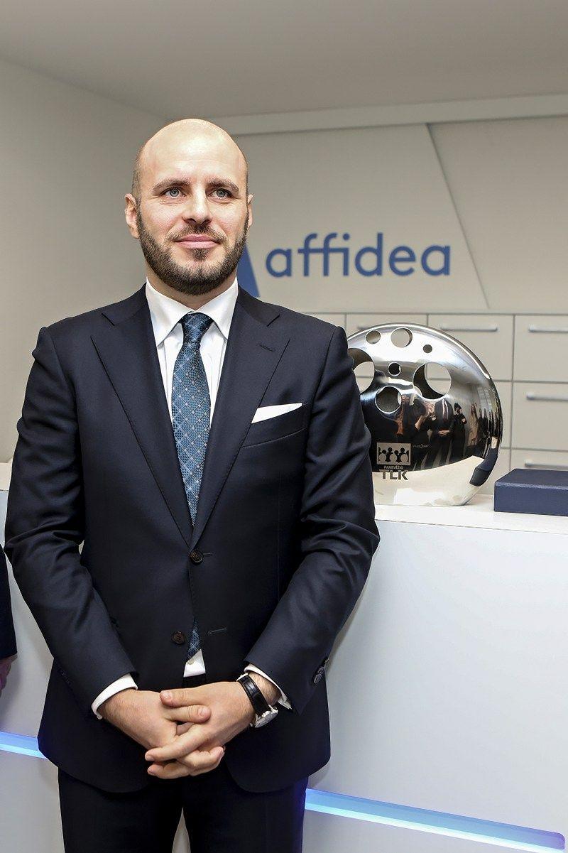 "Vitalijus Orlovas, UAB ""Affidea Lietuva"" vadovas. Bendrovės nuotr."