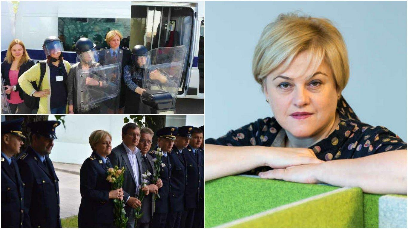 Generolė Živilė Mikėnaitė: esu pokyčių vadovė