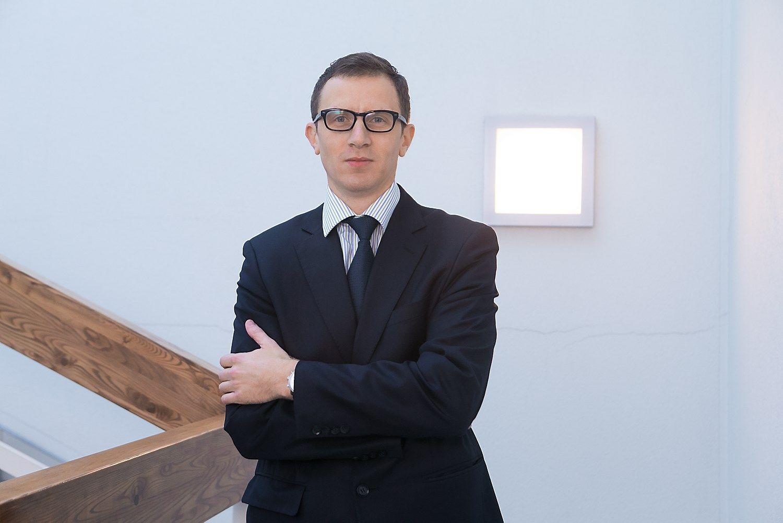 """""""Danske Bank"""" paslaugų centro vadovybėje – Audrius Radišauskas"""