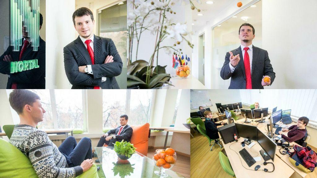 """Pirmosios darbo dienos """"Nortal"""": IT bendrovėje egzistuoja viena taisyklė"""