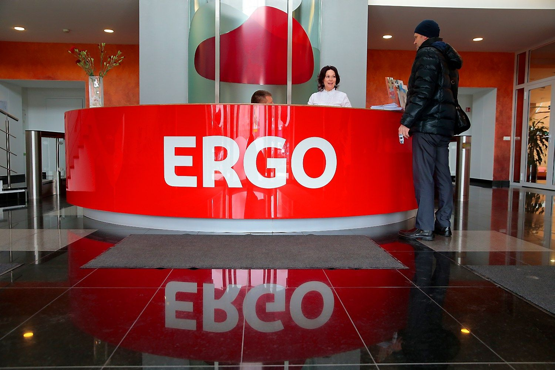 """""""Ergo"""" Baltijos šalyse pelną apkarpė žalos"""