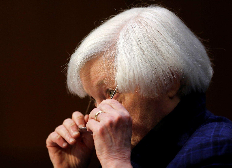 FED labiausiai nerimauja dėl infliacijos