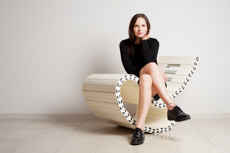 Lietuvos dizaineris pristatė naują baldų sistemą