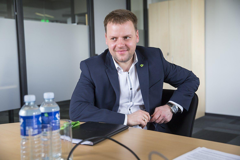 """""""Litexpo"""" rinkodaros ir viešųjų ryšių vadovu tapo Andrius Petraitis"""