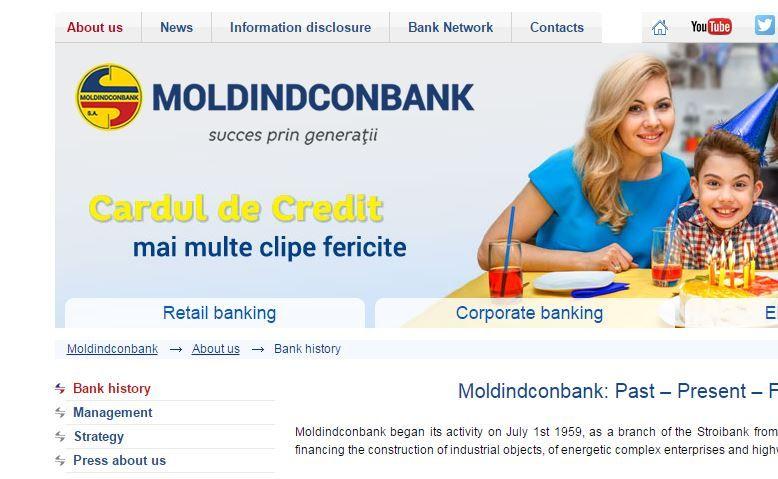 Lietuvis prižiūrės Moldovos banką
