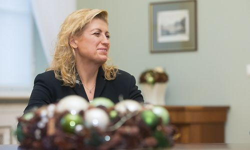 """Kandidatė į kultūros ministrus prisipažino nemačiusi """"Naisių vasaros"""""""