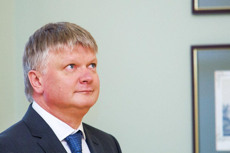 Galimas aplinkos ministras: ministerijos iškėlimas į Kauną – ne prioritetas