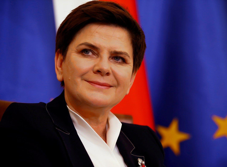 NPD didinimą Lenkija nukelia į 2018 m.