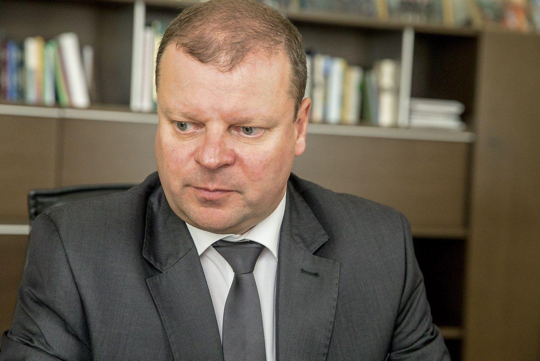Skvernelis paskelbė kandidatus į ministrus