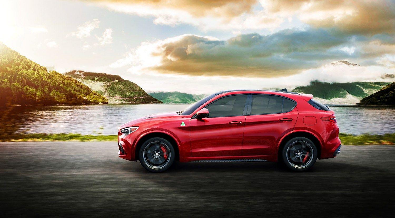"""Dar vienas visureigis – rinkos spaudimo neatlaikė """"Alfa Romeo"""""""
