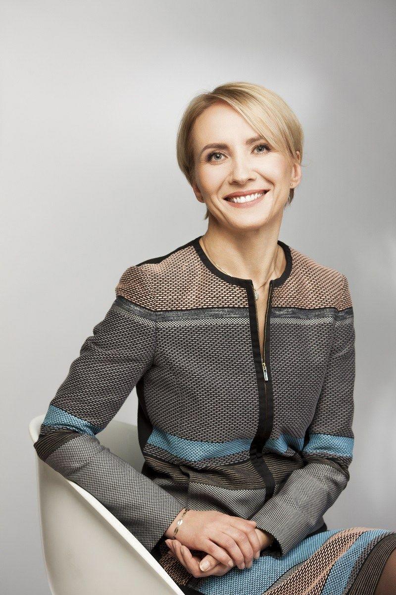 Dalia Andrulionienė tapo ESO generaline direktore